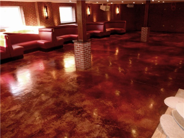 Dallas Elegant Concrete Stain Metallic Epoxy Amp Concrete